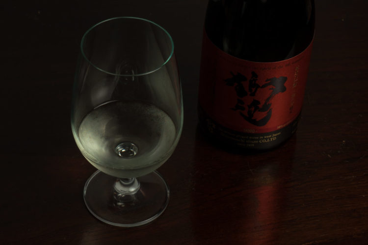 獅道,純米大吟醸,吟醸香,日本酒
